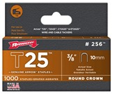AGRAFES ARROW CABLE T25-10MM ( voir descriptif )